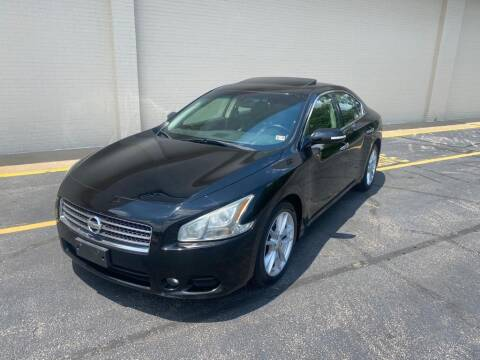 2009 Nissan Maxima for sale at Carland Auto Sales INC. in Portsmouth VA