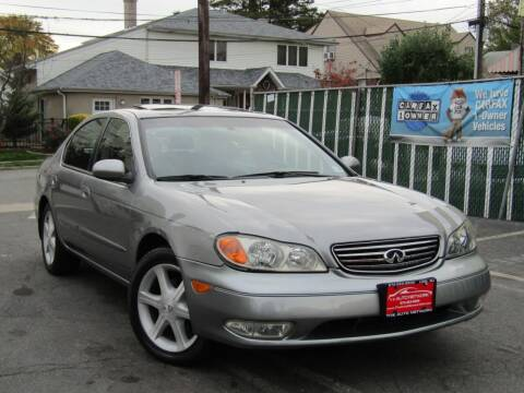 2003 Infiniti I35 for sale at The Auto Network in Lodi NJ