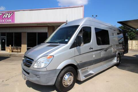 2013 PLEASURE WAY PLATEAU MP 22 for sale at Texas Best RV in Humble TX