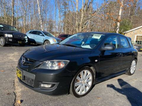 2009 Mazda MAZDASPEED3 for sale at Bladecki Auto in Belmont NH