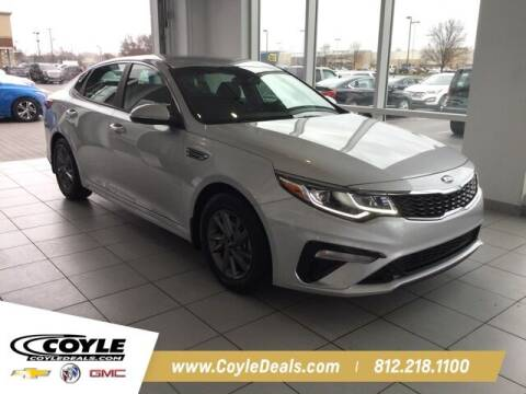 2019 Kia Optima for sale at COYLE GM - COYLE NISSAN in Clarksville IN