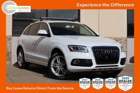 2017 Audi Q5 for sale at Dallas Auto Finance in Dallas TX