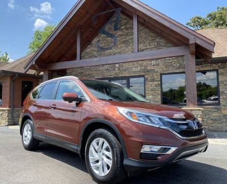 2015 Honda CR-V for sale at Auto Solutions in Maryville TN