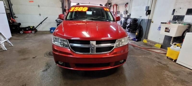 2010 Dodge Journey for sale at Frankies Auto Sales in Detroit MI