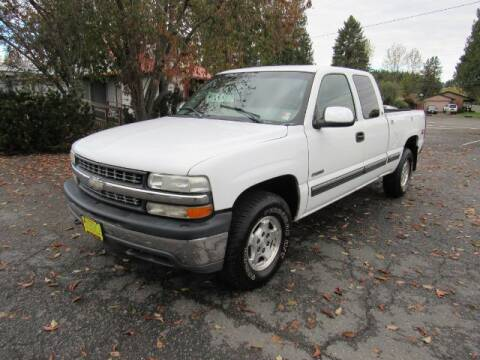 2000 Chevrolet Silverado 1500 for sale at Triple C Auto Brokers in Washougal WA