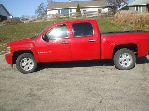 2009 Chevrolet Silverado 1500 for sale at FOUR SEASONS MOTORS in Plainview MN