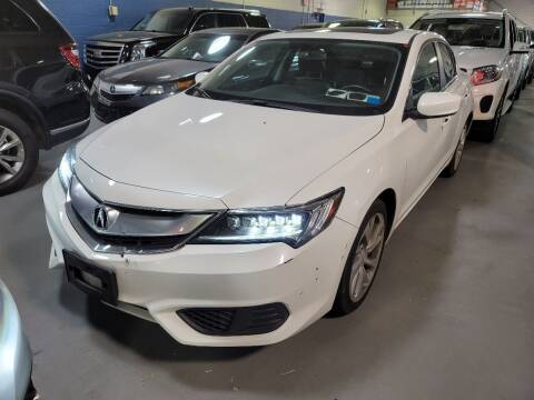 2018 Acura ILX for sale at AW Auto & Truck Wholesalers  Inc. in Hasbrouck Heights NJ