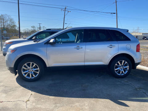 2013 Ford Edge for sale at Bobby Lafleur Auto Sales in Lake Charles LA