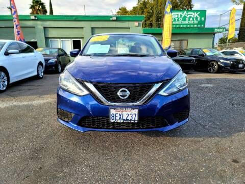 2017 Nissan Sentra for sale at Stark Auto Sales in Modesto CA