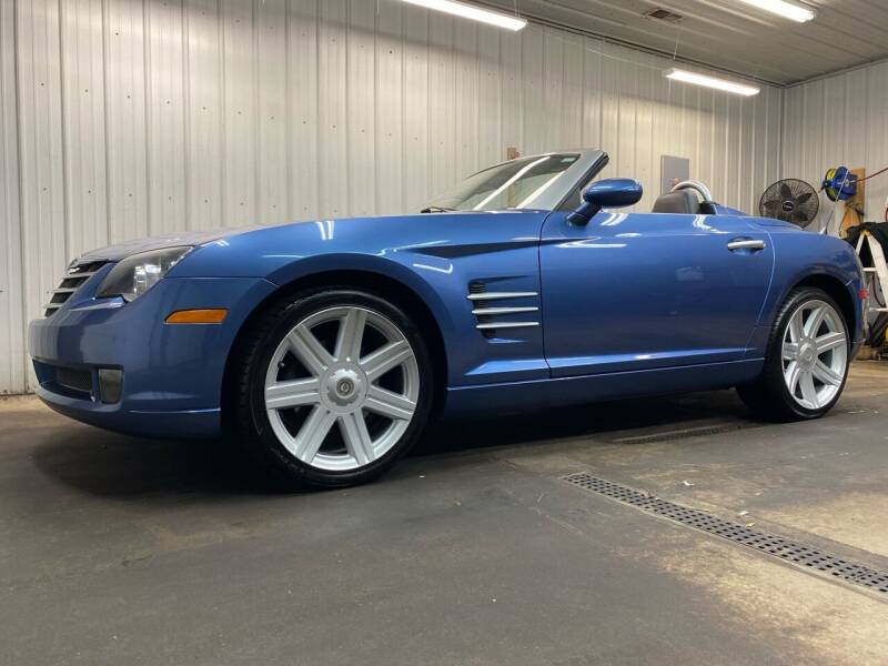 2007 Chrysler Crossfire for sale at Ryans Auto Sales in Muncie IN