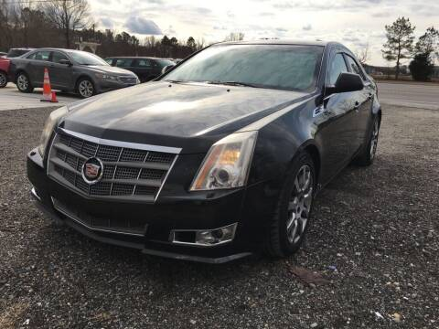 2009 Cadillac CTS for sale at Complete Auto Credit in Moyock NC