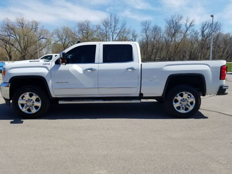 2018 GMC Sierra 2500HD for sale at Pro Auto Sales and Service in Ortonville MN