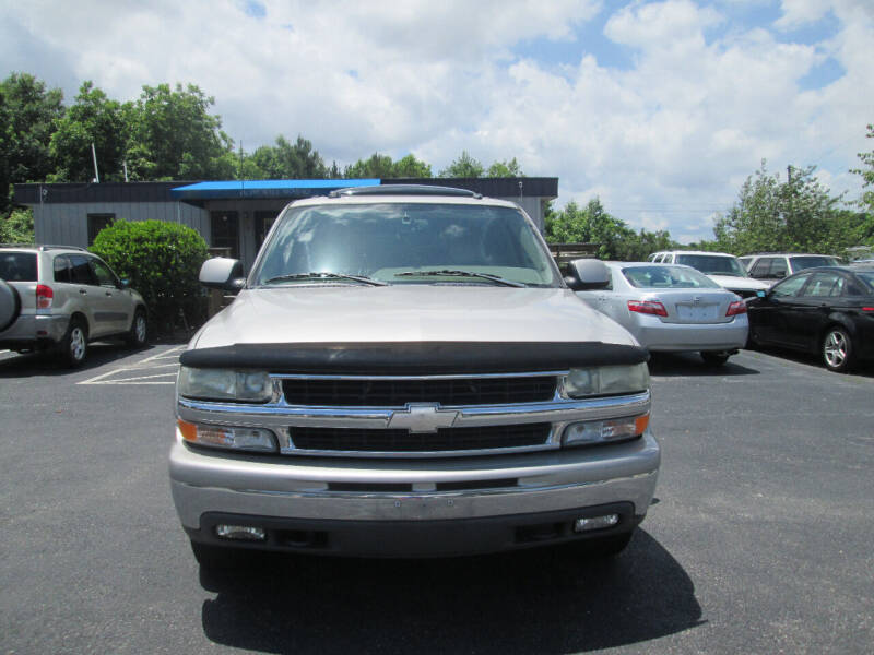 2004 Chevrolet Suburban for sale at Olde Mill Motors in Angier NC
