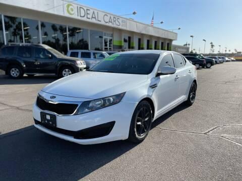 2011 Kia Optima for sale at Ideal Cars East Mesa in Mesa AZ