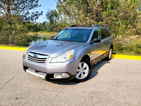 2010 Subaru Outback for sale at Excalibur Auto Sales in Palatine IL