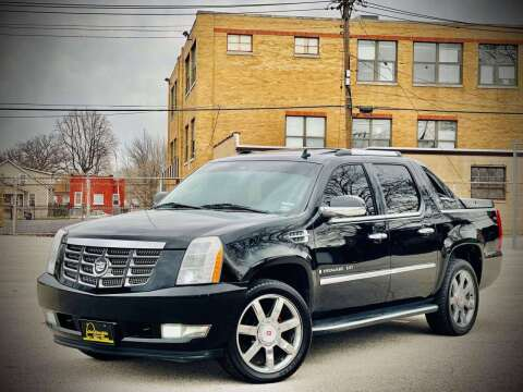 2008 Cadillac Escalade EXT for sale at ARCH AUTO SALES in St. Louis MO