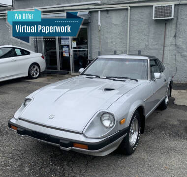 1983 Datsun 280ZX for sale at Eastclusive Motors LLC in Hasbrouck Heights NJ