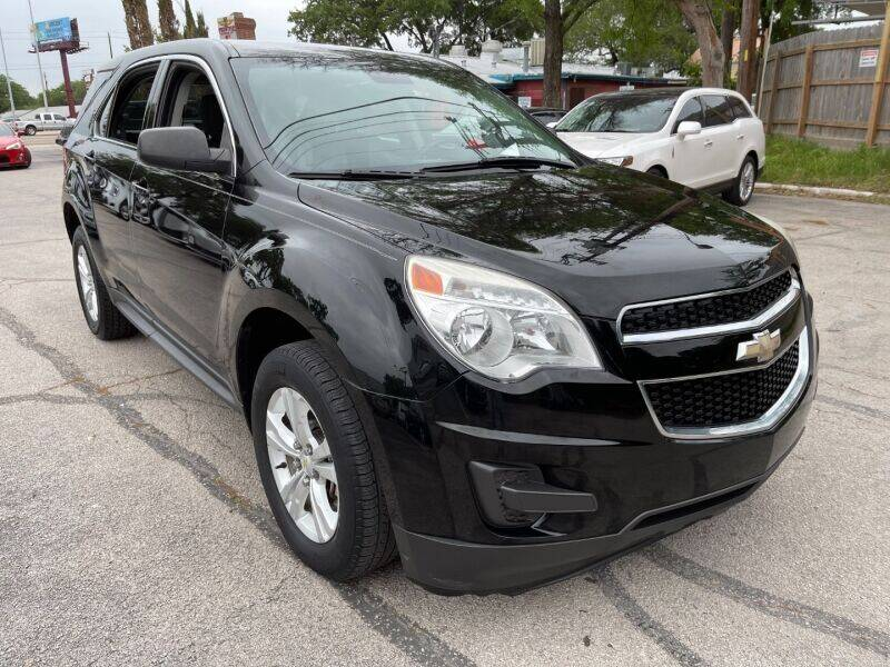 2015 Chevrolet Equinox for sale at AWESOME CARS LLC in Austin TX