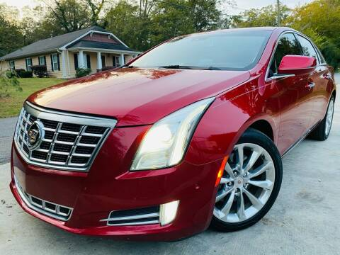 2014 Cadillac XTS for sale at Cobb Luxury Cars in Marietta GA