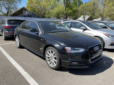 2016 Audi A4 for sale at SOUTHFIELD QUALITY CARS in Detroit MI