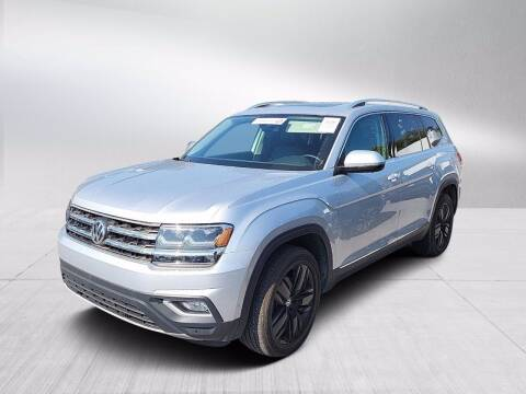 2018 Volkswagen Atlas for sale at Fitzgerald Cadillac & Chevrolet in Frederick MD