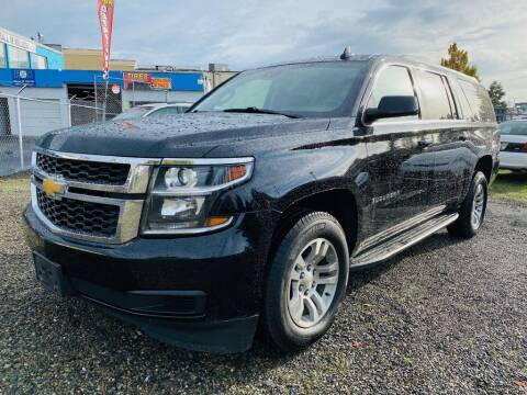 2018 Chevrolet Suburban for sale at House of Hybrids in Burien WA
