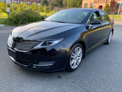2013 Lincoln MKZ Hybrid for sale at Broadway Motoring Inc. in Arlington MA