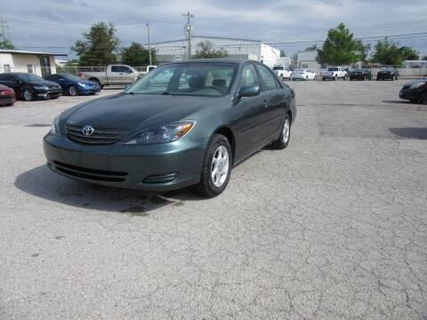 2004 Toyota Camry for sale at Grays Used Cars in Oklahoma City OK