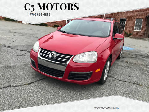 2009 Volkswagen Jetta for sale at C5 Motors in Marietta GA