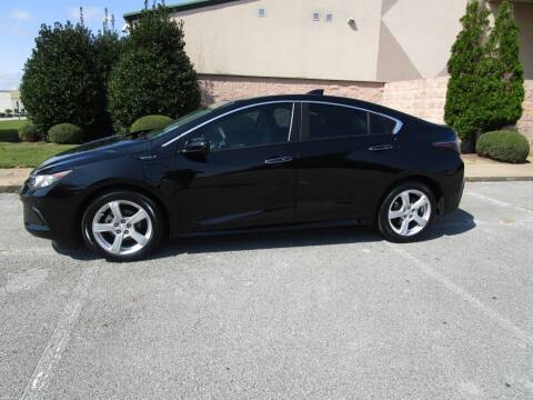 2018 Chevrolet Volt for sale at JON DELLINGER AUTOMOTIVE in Springdale AR