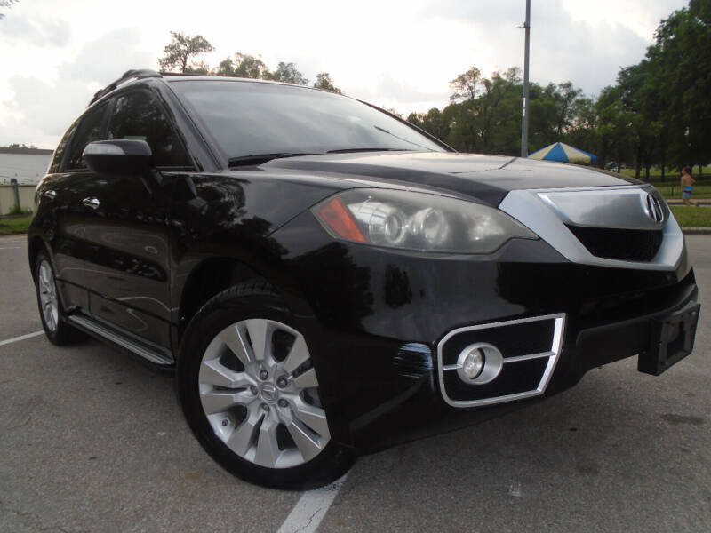 2012 Acura RDX for sale at Sunshine Auto Sales in Kansas City MO