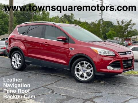 2015 Ford Escape for sale at Town Square Motors in Lawrenceville GA
