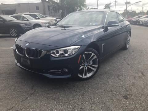 2015 BMW 4 Series for sale at EUROPEAN AUTO EXPO in Lodi NJ