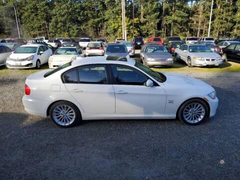 2011 BMW 3 Series for sale at WILSON MOTORS in Spanaway WA