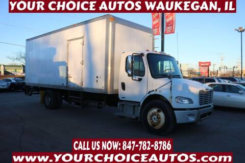 2006 Freightliner M2 106 for sale at Your Choice Autos - Waukegan in Waukegan IL