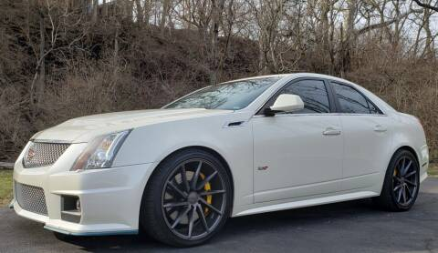 2013 Cadillac CTS-V for sale at The Motor Collection in Columbus OH