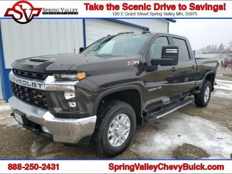 2020 Chevrolet Silverado 2500HD for sale at Spring Valley Chevrolet Buick in Spring Valley MN