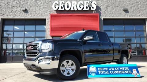 2018 GMC Sierra 1500 for sale at George's Used Cars - Pennsylvania & Allen in Brownstown MI