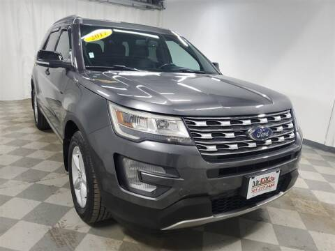 2017 Ford Explorer for sale at Mr. Car City in Brentwood MD