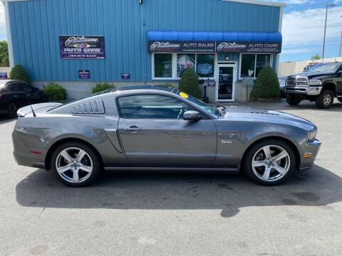 2014 Ford Mustang for sale at Platinum Auto in Abington MA