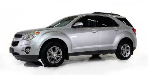 2012 Chevrolet Equinox for sale at Houston Auto Credit in Houston TX
