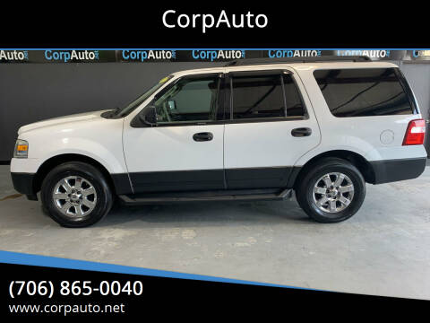 2011 Ford Expedition for sale at CorpAuto in Cleveland GA