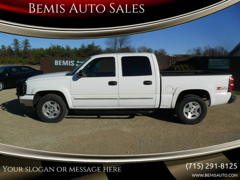 2007 Chevrolet Silverado 1500 Classic for sale at Bemis Auto Sales in Crivitz WI