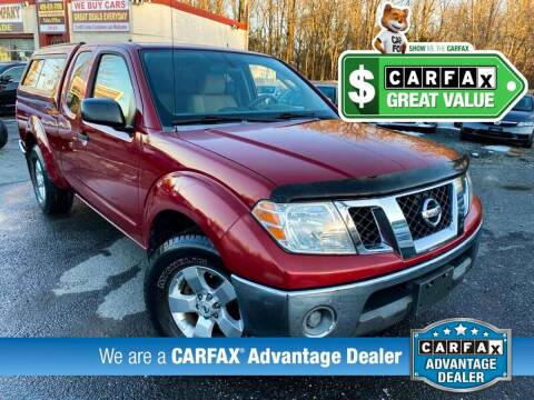 2009 Nissan Frontier for sale at High Rated Auto Company in Abingdon MD