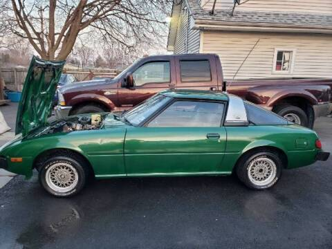 1978 Mazda RX-7 for sale at Classic Car Deals in Cadillac MI
