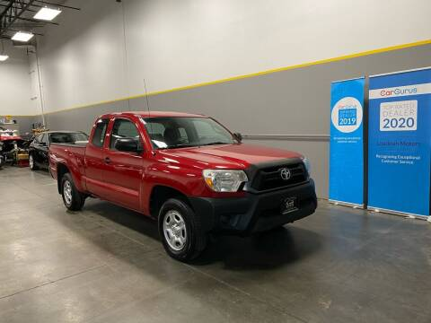 2012 Toyota Tacoma for sale at Loudoun Motors in Sterling VA