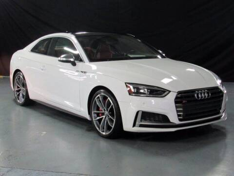 2018 Audi S5 for sale at DeluxeNJ.com in Linden NJ