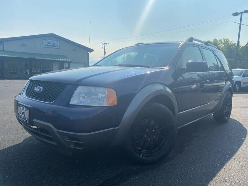 2007 Ford Freestyle for sale at Lakes Area Auto Solutions in Baxter MN