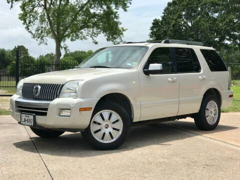 2006 Mercury Mountaineer for sale at Texas Auto Corporation in Houston TX