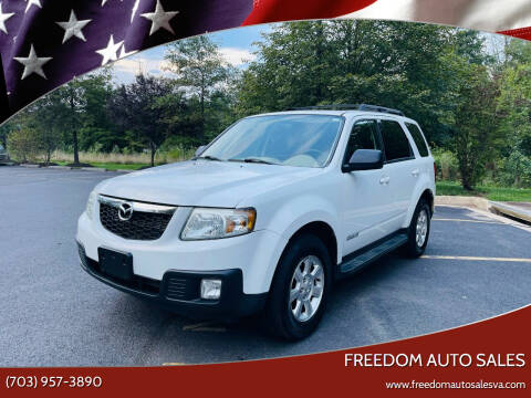 2008 Mazda Tribute for sale at Freedom Auto Sales in Chantilly VA